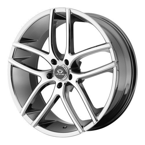 - WHEEL SPECIALS - WL035 BRIGHT PVD LIKE CHROME (SOLD AS A SET OF 4)