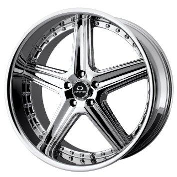 - Wheel Specials - Lorenzo Wheels WL019 Chrome