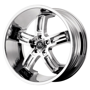 - Wheel Specials - Lorenzo Wheels WL026 Chrome