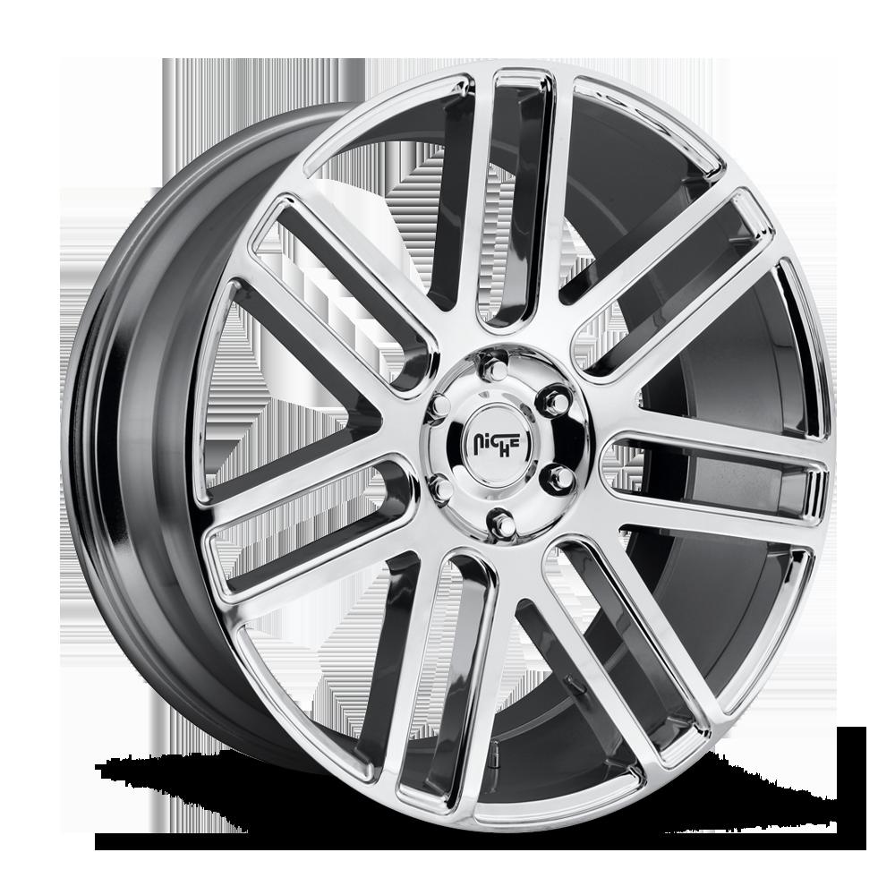 Niche Road Wheels M098 Elan Chrome