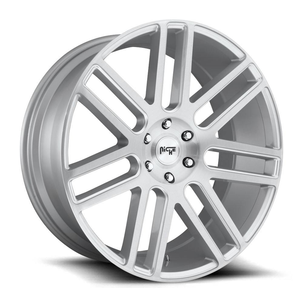 Niche Road Wheels M099 Elan Silver