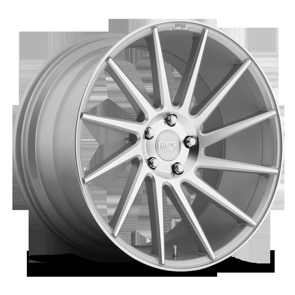Niche Road Wheels M112 Surge R Silver