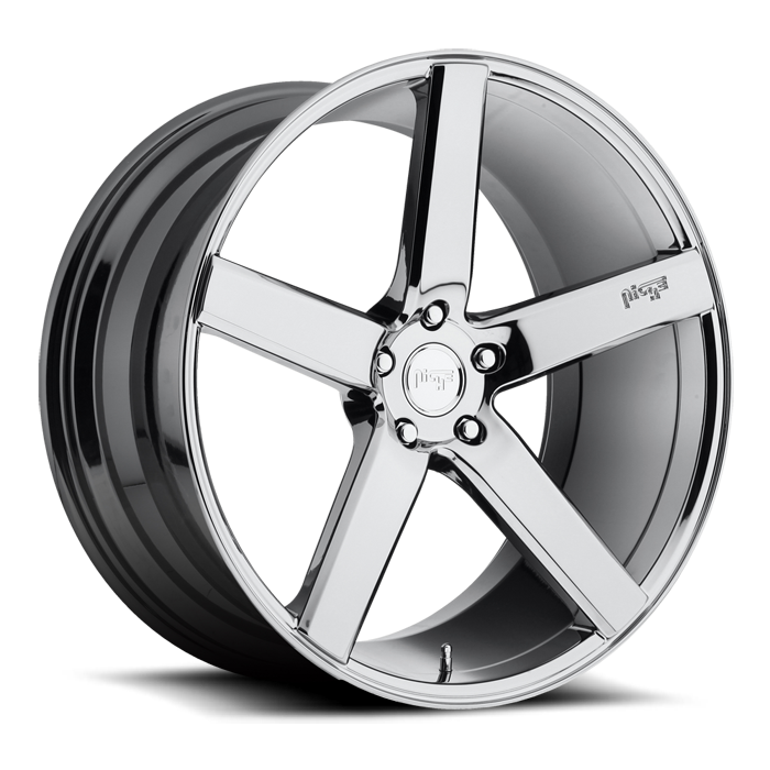 Niche Road Wheels M132 Milan Chrome