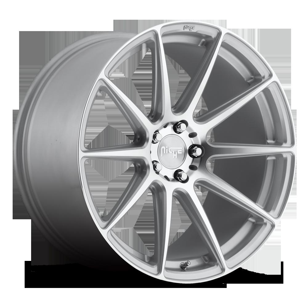 Niche Road Wheels M146 Essen Silver