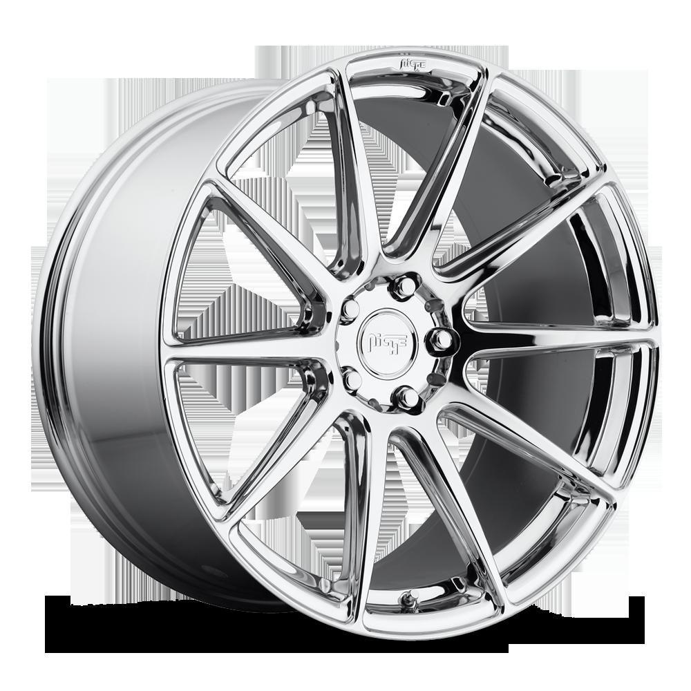 Niche Road Wheels M148 Essen Chrome