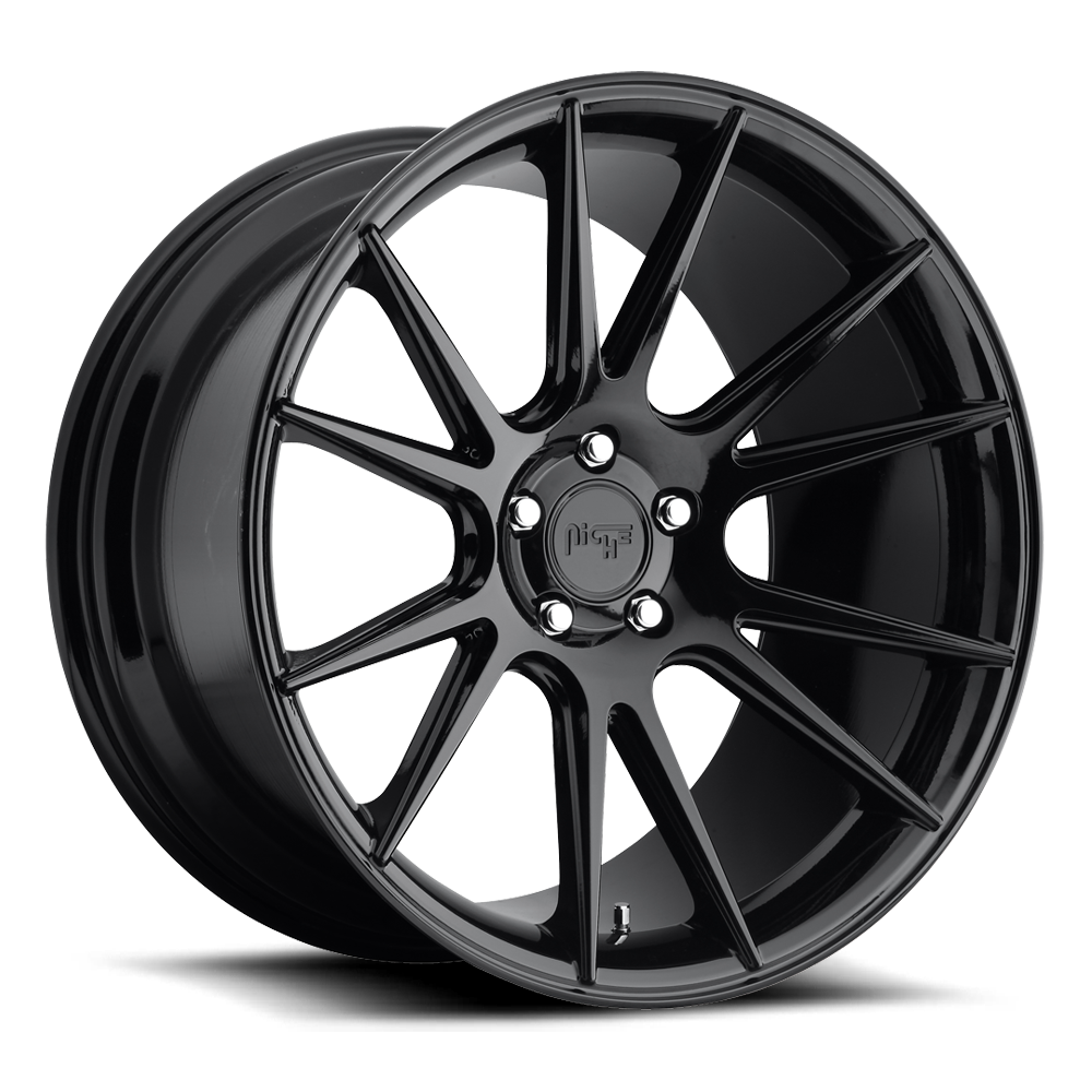 Niche Road Wheels M152 Vicenza Black