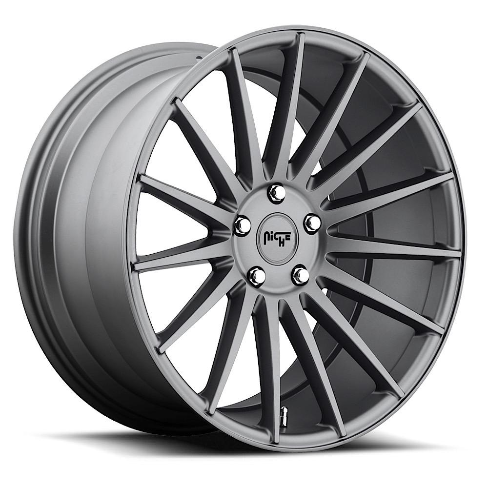 Niche Road Wheels M157 Form Gunmetal