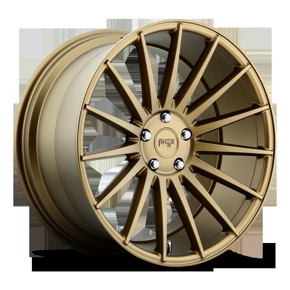 Niche Road Wheels M158 Form Bronze
