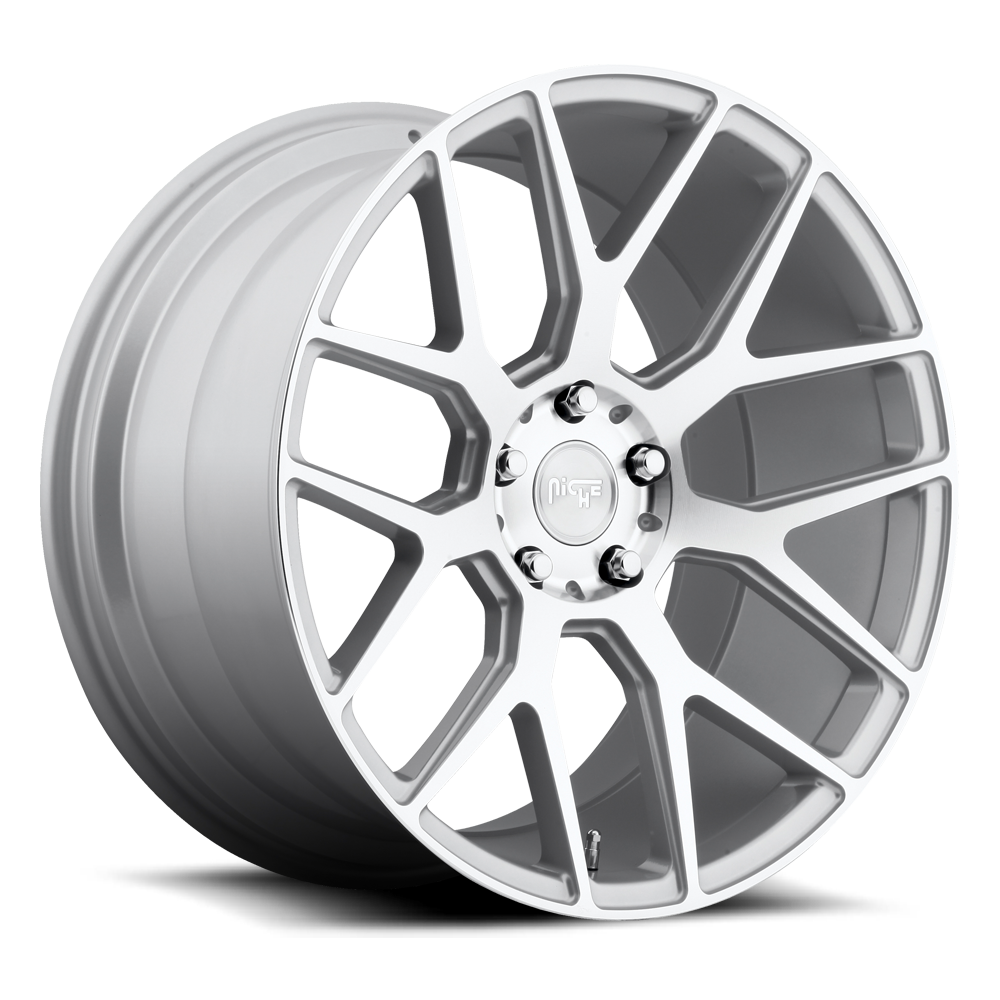 Niche Road Wheels M160 Intake Silver