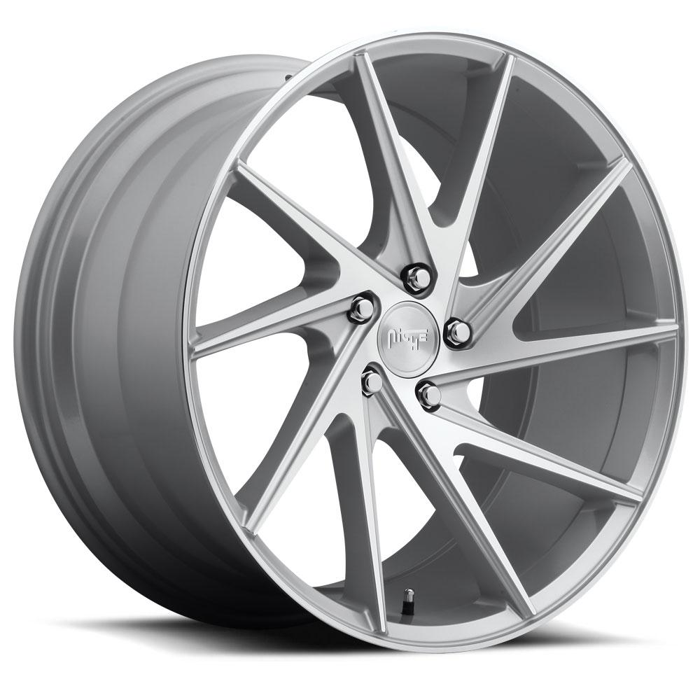 Niche Road Wheels M162 Invert Silver