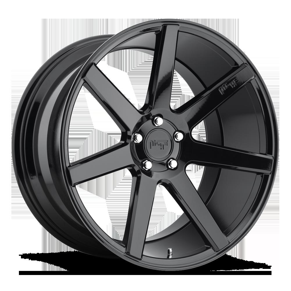 Niche Road Wheels M168 Verona Black