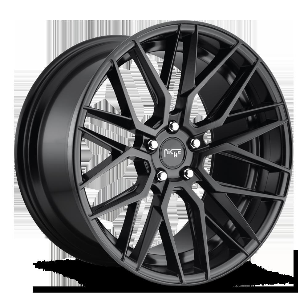 Niche Road Wheels M190 Gamma Black