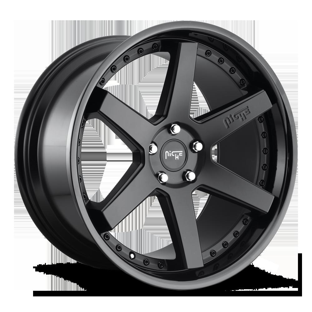 Niche Road Wheels M192 Altair Black