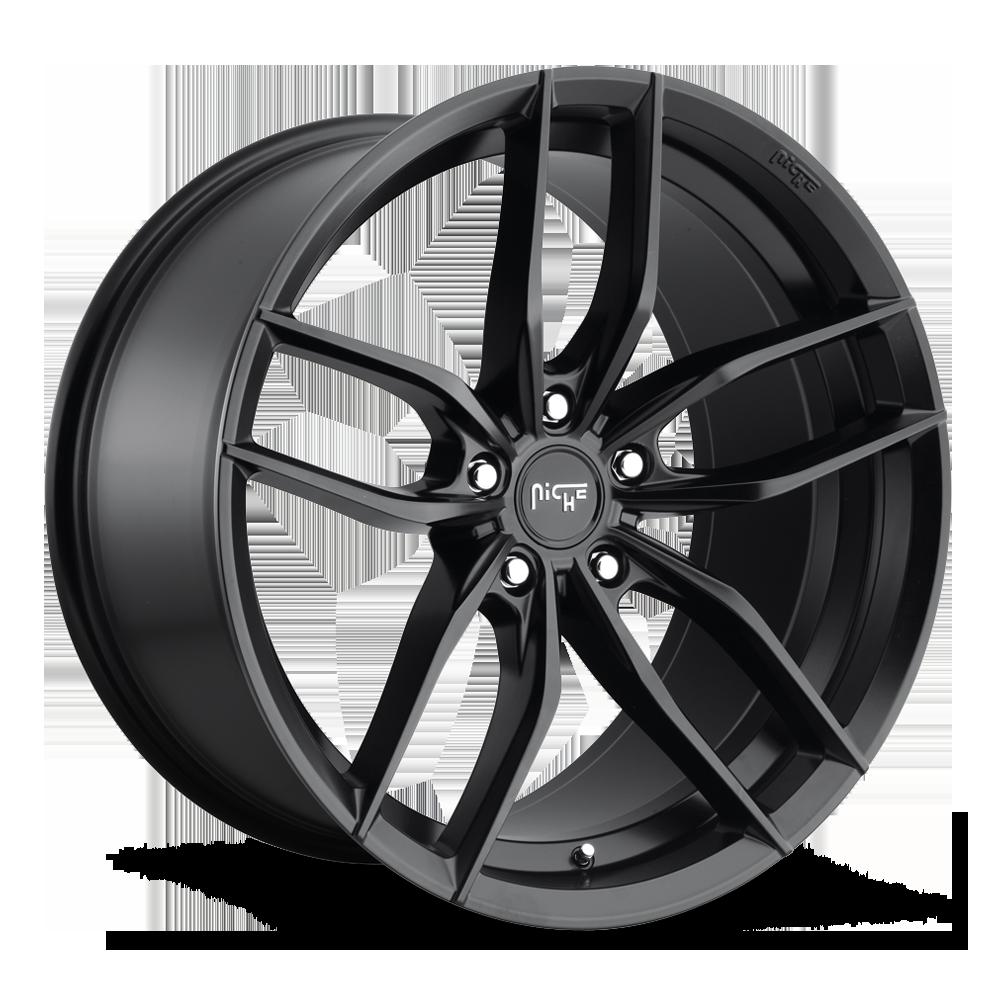 Niche Road Wheels M203 Vosso Black