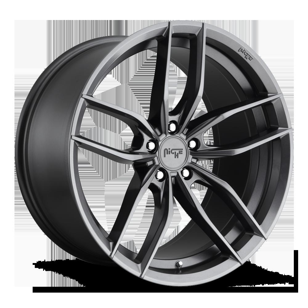 Niche Road Wheels M204 Vosso Gunmetal