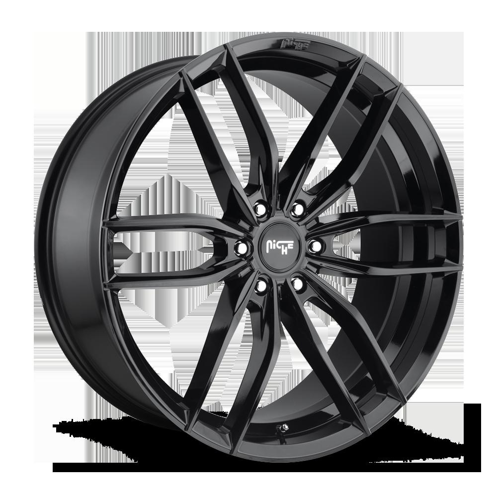 Niche Road Wheels M209 Vosso Black