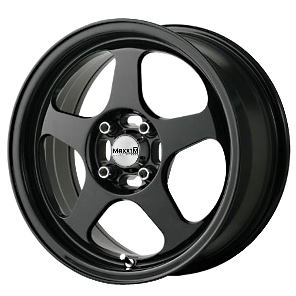 Maxxim Wheels Air Matte Black