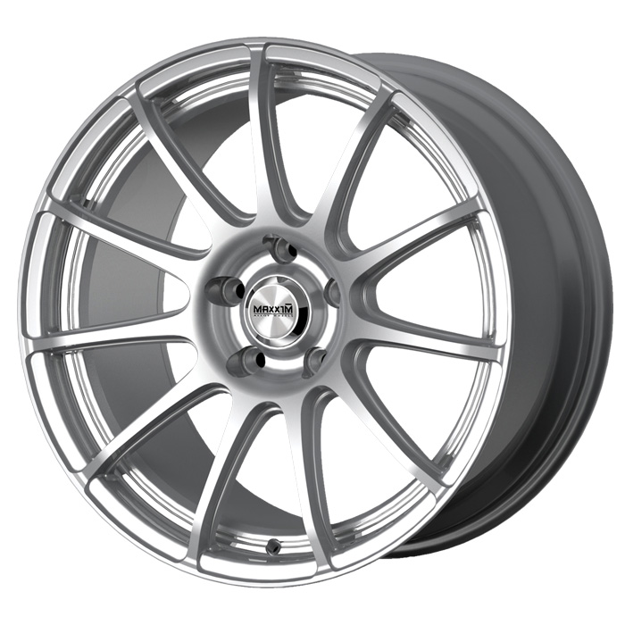 Maxxim Wheels Winner Full Silver
