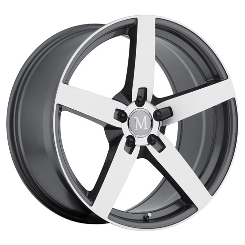 Mandrus Mercedes Wheels Arrow Gunmetal