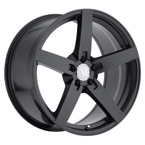 Mandrus Mercedes Wheels Arrow Black