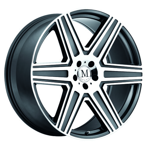 Mandrus Mercedes Wheels Atlas Gunmetal