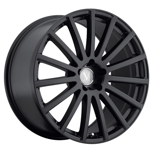 Mandrus Mercedes Wheels Rotec Black