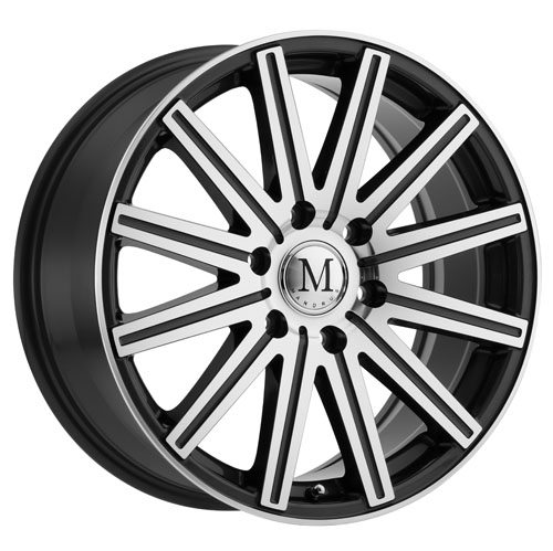 Mandrus Mercedes Wheels Stark Gunmetal