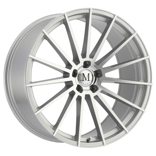 Mandrus Mercedes Wheels Stirling Silver