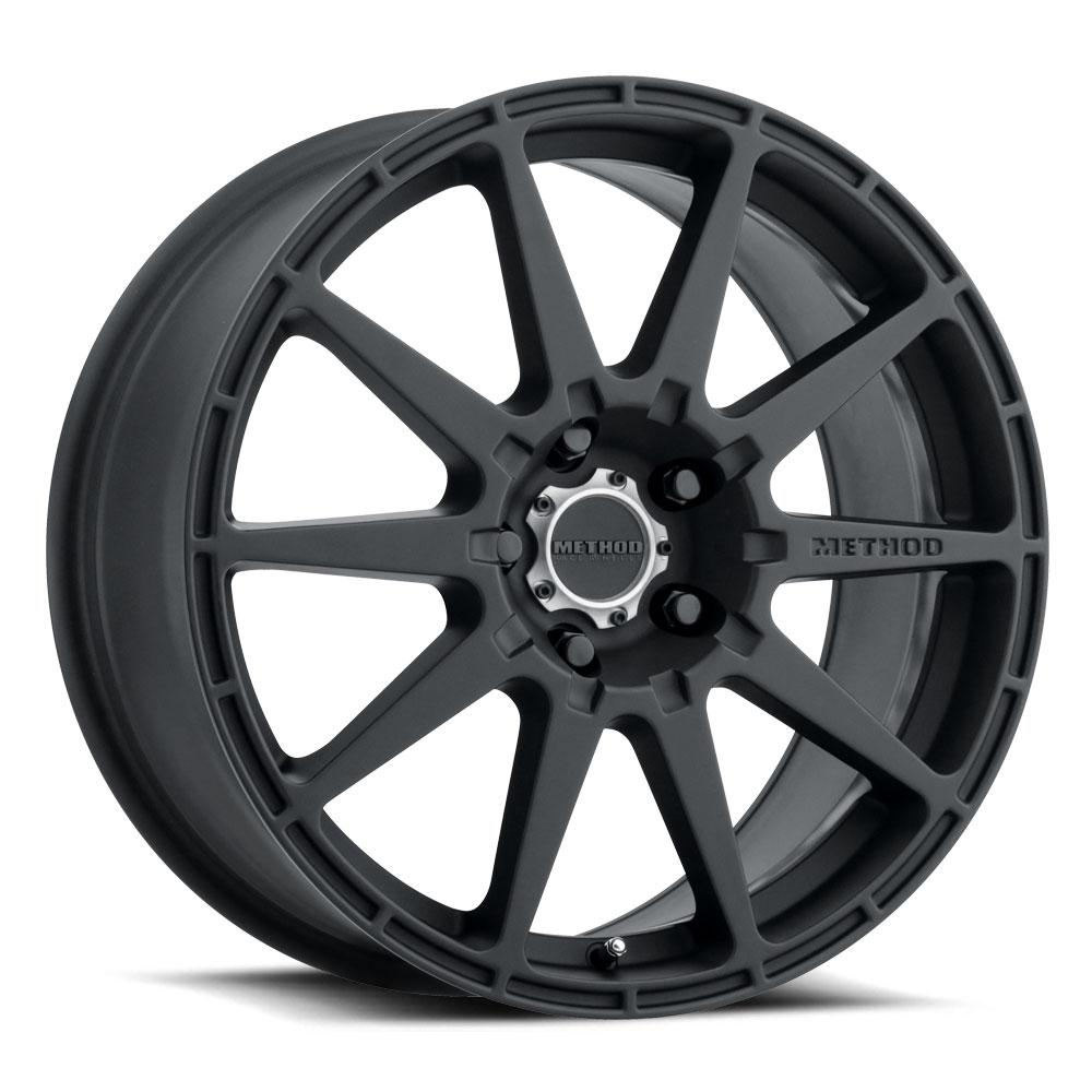 Method Race Wheels MR501 RALLY Black