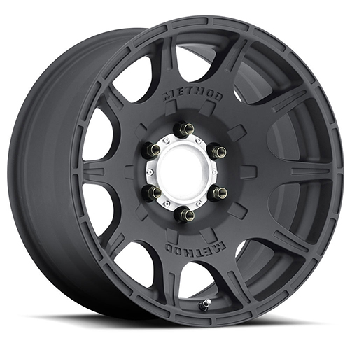 Method Race Wheels Roost Matte Black