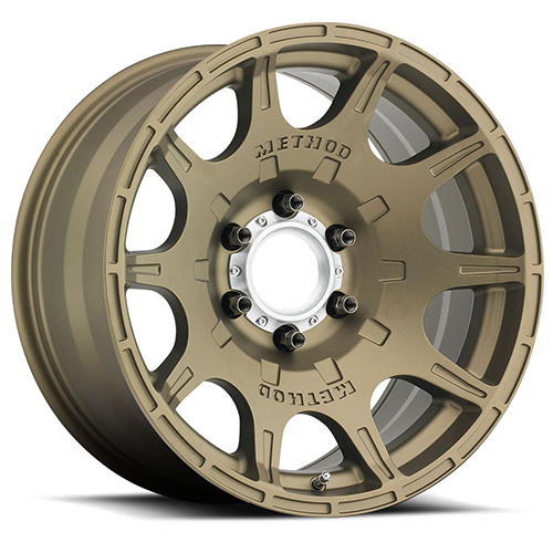 Method Race Wheels Roost Bronze