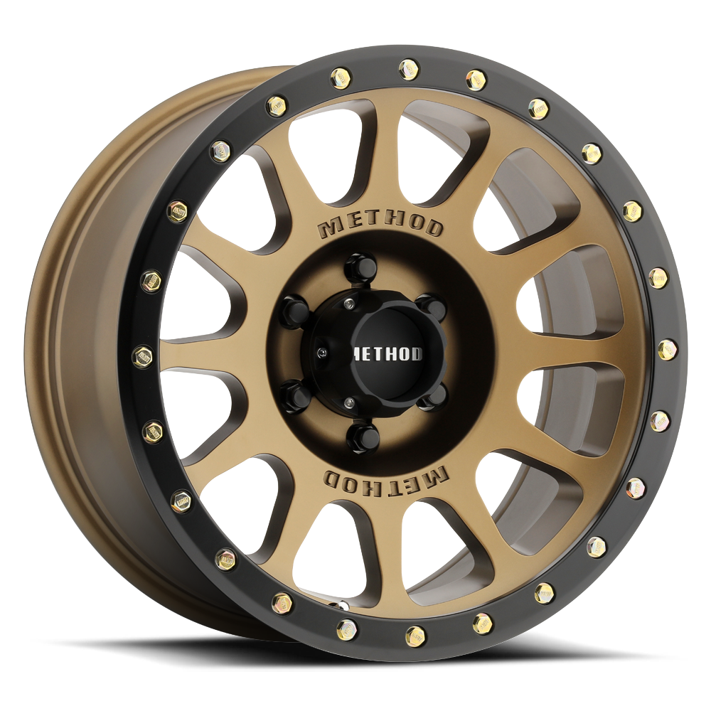 Method Race Wheels MR305 NV Bronze