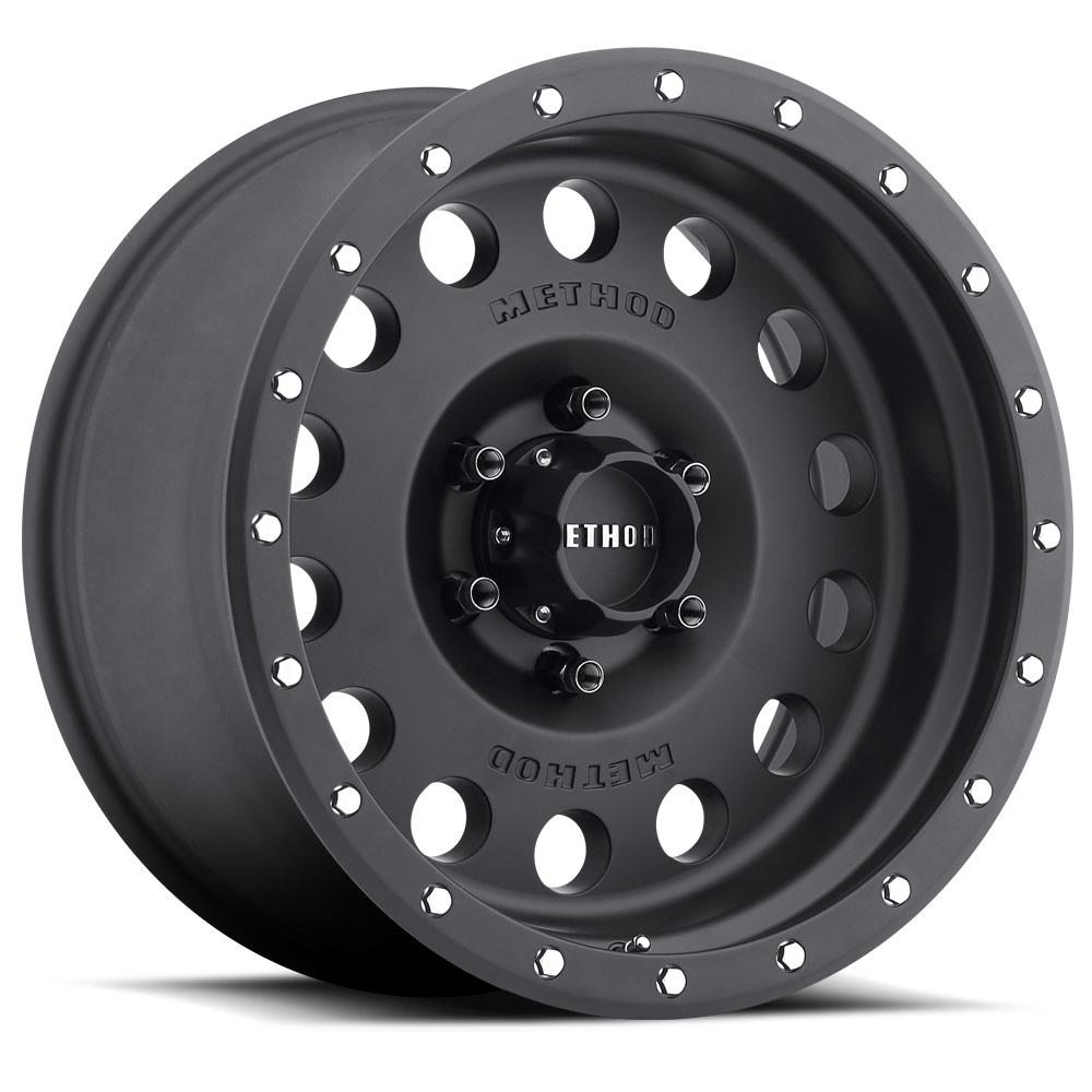Method Race Wheels MR307 Hole Black