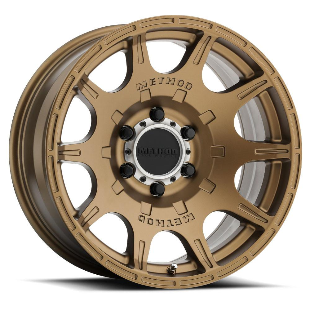Method Race Wheels MR308 Roost Bronze