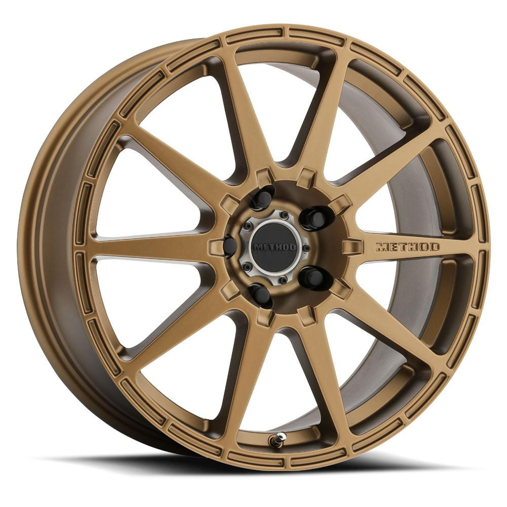 Method Race Wheels MR501 RALLY Bronze