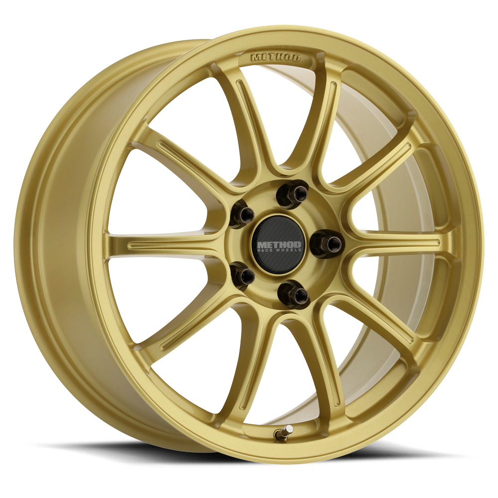 Method Race Wheels MR503 RALLY Gold