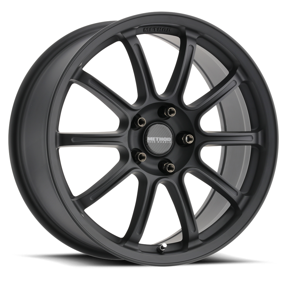 Method Race Wheels MR503 RALLY Black