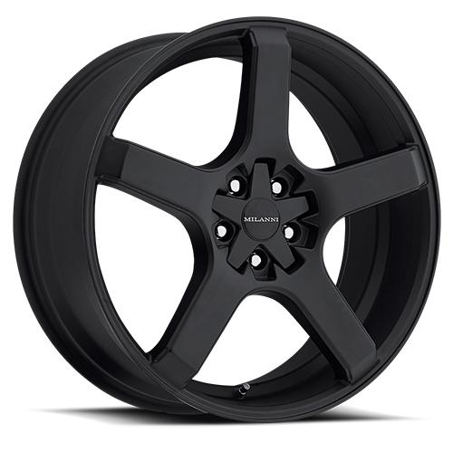 Milanni Wheels 464 VK-1 Satin Black