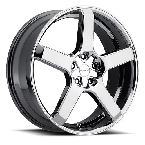 Milanni Wheels 464 VK-1 Phantom Chrome