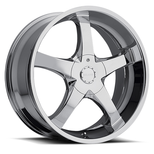 Milanni Wheels 465 Vengeance Chrome