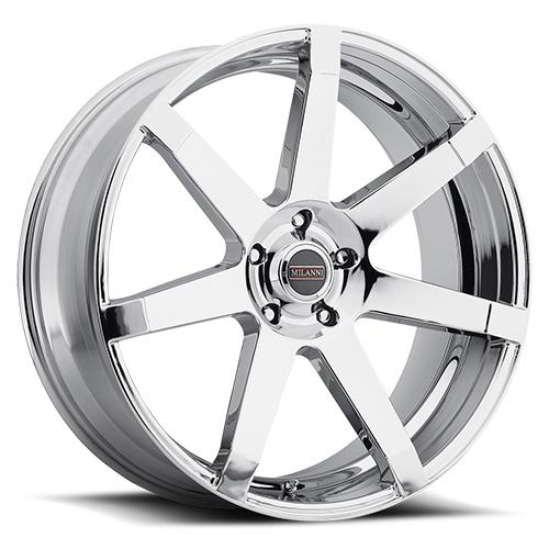 Milanni Wheels 9042 Sultan Chrome