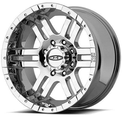 Moto Metal Offroad Wheels MO951 Chrome Plated
