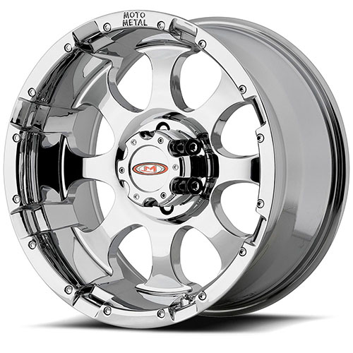 Moto Metal Offroad Wheels MO955 Chrome Plated