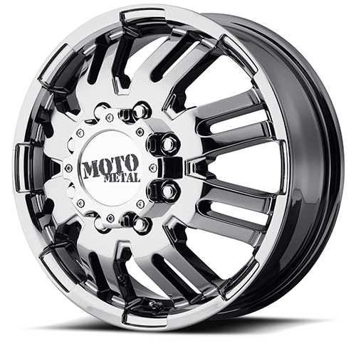 Moto Metal Offroad Wheels MO963 Dually PVD Front
