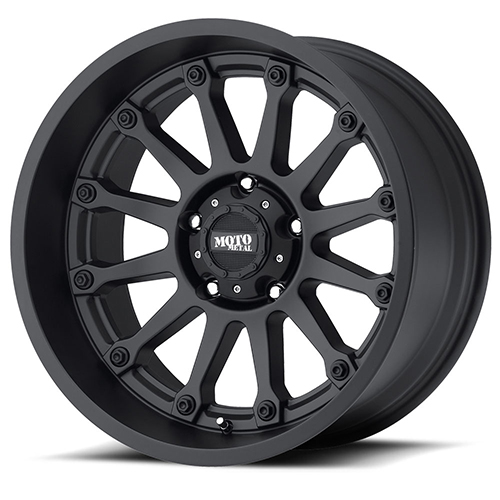 Moto Metal Offroad Wheels MO971 Satin Black