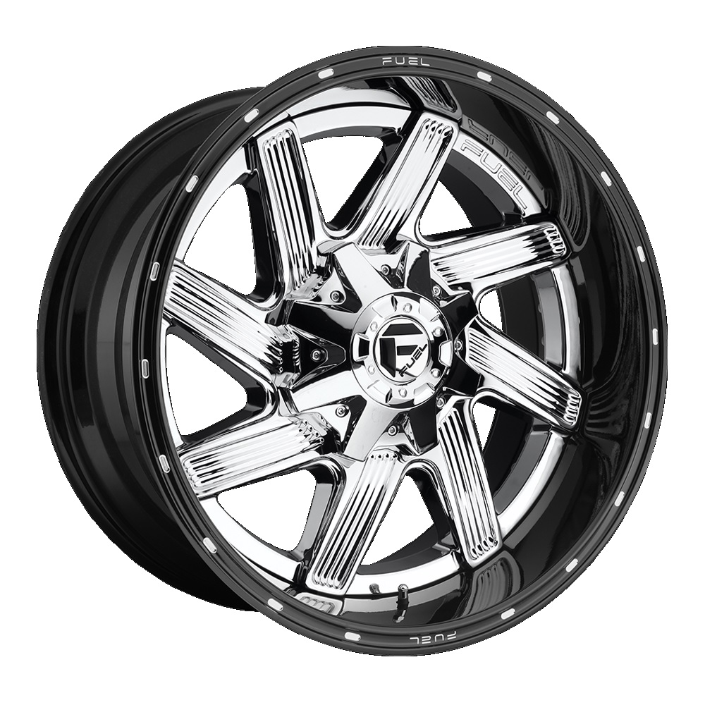 Fuel Offroad Wheels Moab Chrome