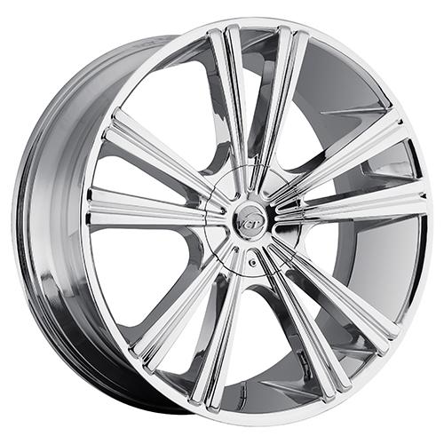 VCT Wheels Monza Chrome