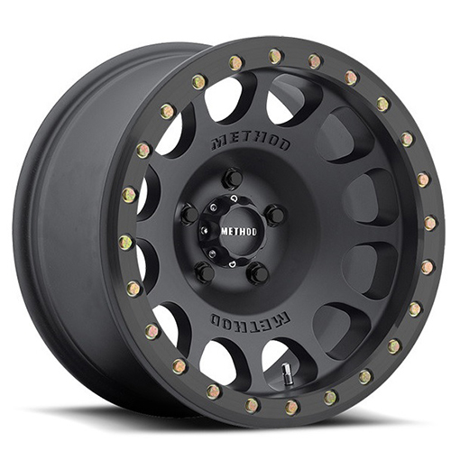 Method Race Wheels MR105 Matte Black