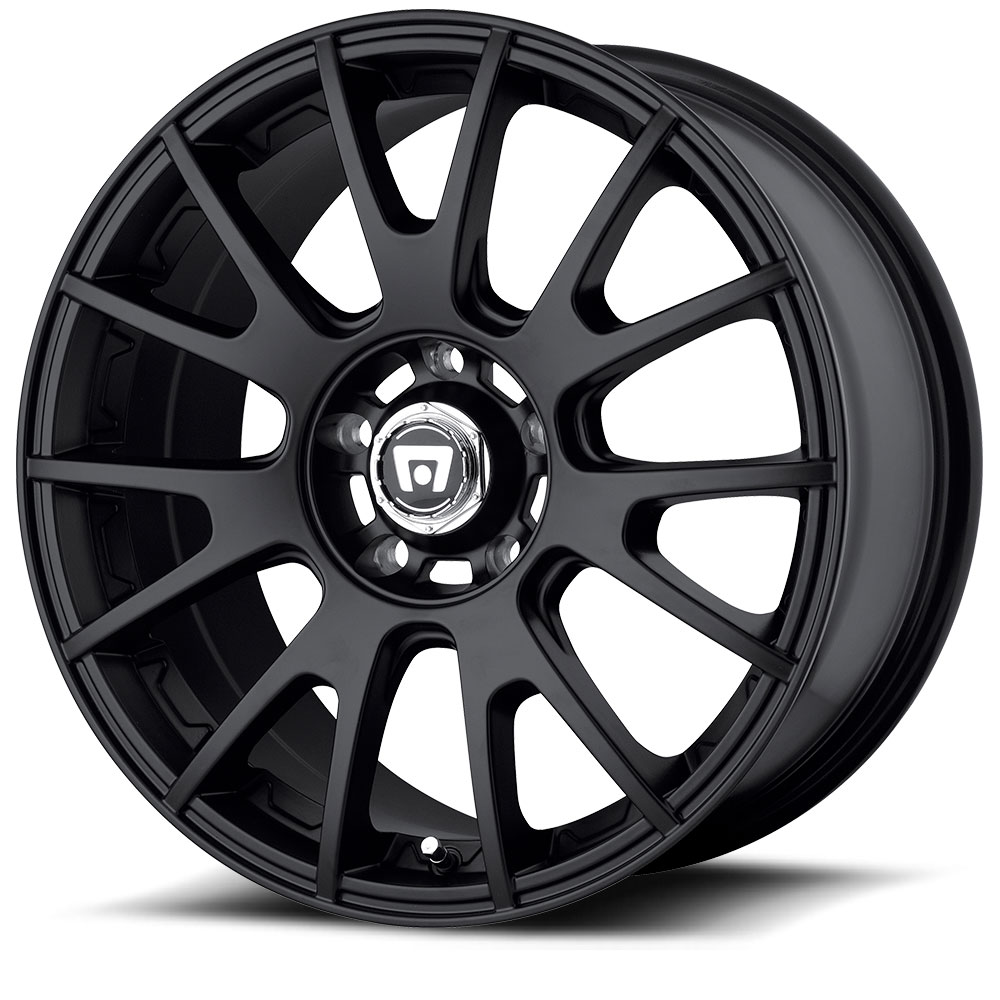 Motegi Racing Wheels MR118 Matte Black