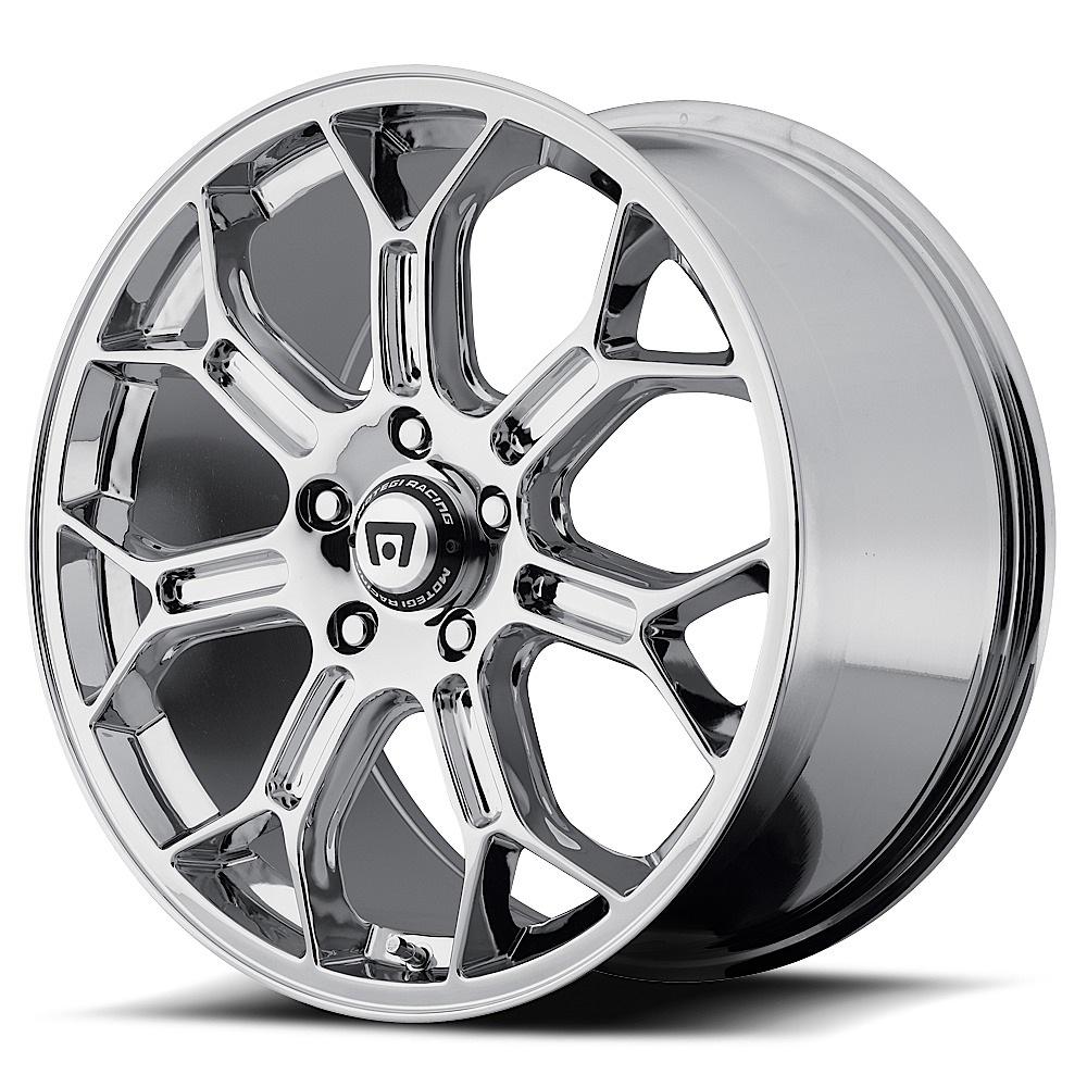 Motegi Racing Wheels MR120 Techno Mesh S Chrome Plated